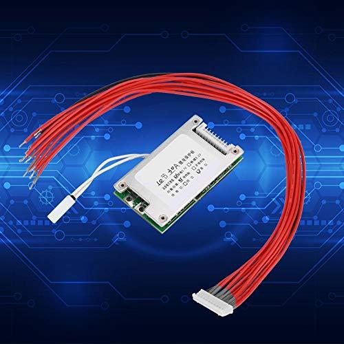 10S-Schutzplatine Batterieschutzplatine, Schutz-BMS-Platinenplatine Li-Ionen-Zelle für Elektroantrieb Auto Skateboard Auto Wechselrichter für Elektroauto