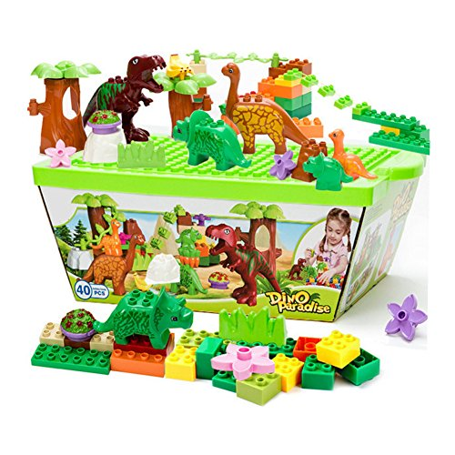 Preschool Toy Figure Playsets