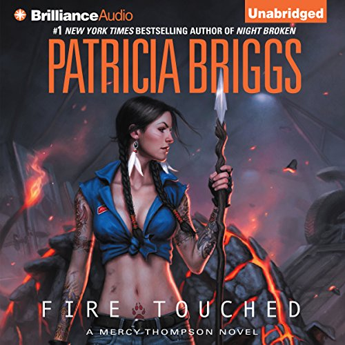 Fire Touched audiobook cover art