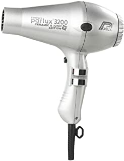 Parlux 3200 Ceramic & Ionic 1900W Hair Dryer, Silver
