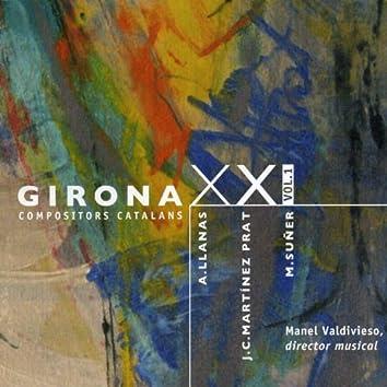 Girona XXI: Vol. 1. Compositors Catalans