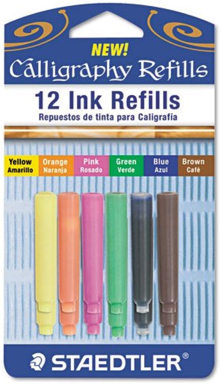 edición limitada Std899rasbk12–STAEDTLER Std899rasbk12–STAEDTLER Std899rasbk12–STAEDTLER Set de caligrafía Recambio para  almacén al por mayor
