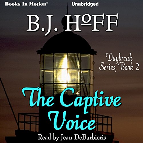 The Captive Voice audiobook cover art