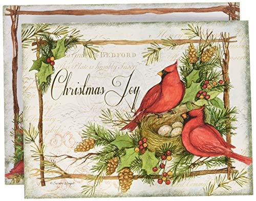 Lang Cardinal Christmas Assorted Two Set Card (1008115)
