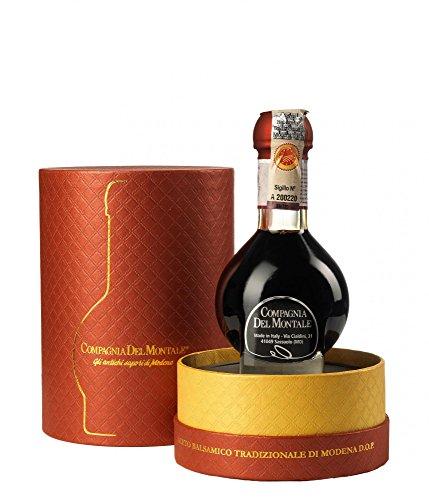 Aceto Balsamico Tradizionale di Modena D.O.P. EXTRA VECCHIO mind. 25 Jahre gereift in edler Box