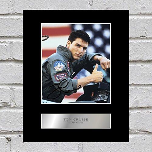 Tom Cruise paspartú de Top Gun