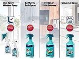 Zoom IMG-2 leifheit 41409 detergente spray lavavetri
