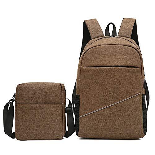 BFVSNGT Travel Backpack, Multi-function Laptop Bag, Large-capacity School Bag (Color : F)