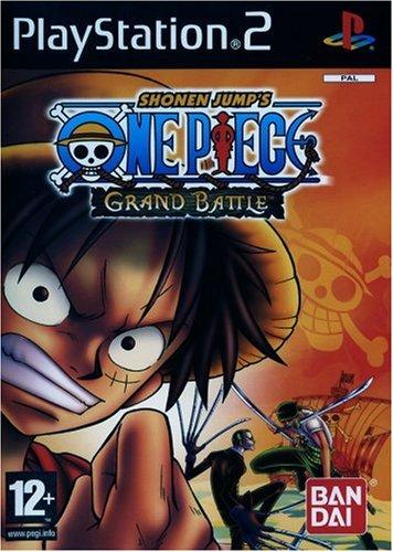 Namco Bandai Games One Piece: Grand Battle
