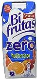 Bifrutas Zumo Leche, Sabor Mediterráneo - Paquete de 6 x 990 ml - Total: 5940 ml