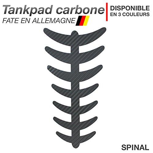 Motoking Tankpad carbone \