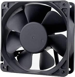 GDSTIME 12v 120mm x 38mm High Speed Dc Brushless Cooling Fan