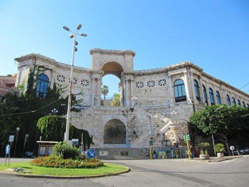 Lais Puzzle Bastione Cagliari Sardegna 1000 Pezzi