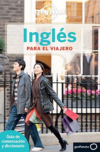 Inglés viajero 4 Guías conversar Lonely Planet [Idioma