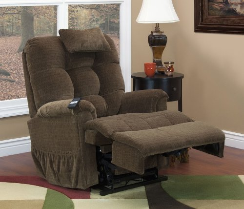 Med Lift 5555 Full Sleeper Lift Chair