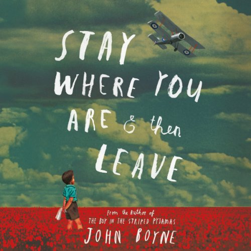 Stay Where You Are and Then Leave audiobook cover art