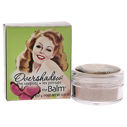 TheBalm Overshadow Shimmering All-mineral Ombre à Paupières Work Is Overrated 0,56 g