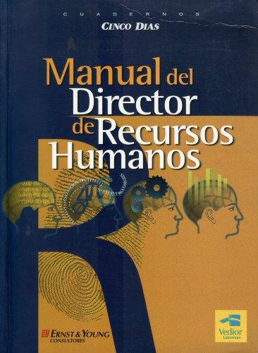 MANUAL DEL DIRECTOR DE RECURSOS HUMANOS