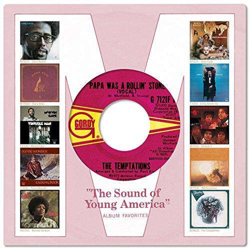 The Complete Motown Singles - Vol. 12B: 1972 [5 CD]