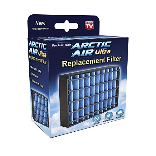 Ontel Arctic Air Ultra Replacement Filter AAUF MC12