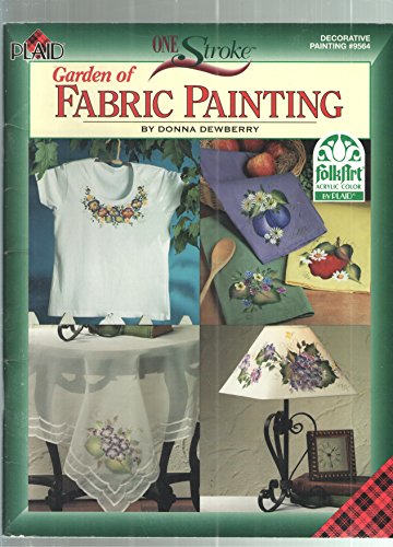 One-stroke-garden-of-fabric-painting