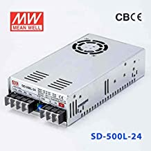 Meanwell SD-500L-24 DC-DC Converter - 500W - 19~72V in 24V out