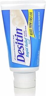 Desitin Rapid Relief Diaper Rash Creamy Ointment 2 Oz (Pack Of 6)