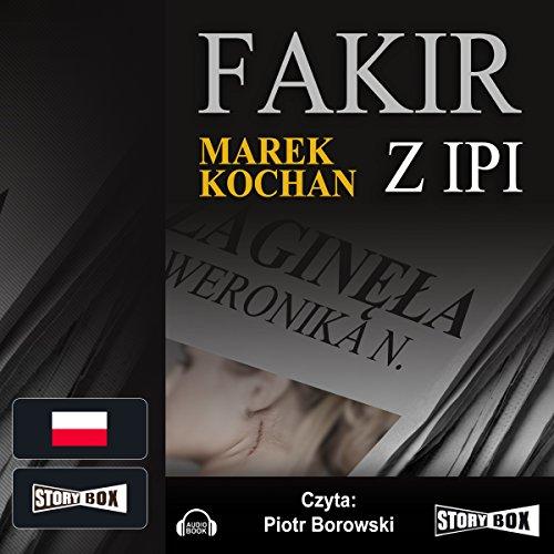 Fakir z Ipi audiobook cover art