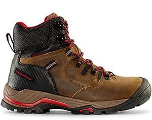 Maelstrom Men's Zion Waterproof Work Boot, Size 10W