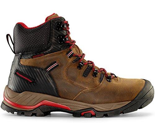 Maelstrom Men's Zion Waterproof Work Boot, Size 9W