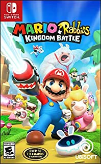 Mario Rabbids Kingdom Battle Nintendo Switch