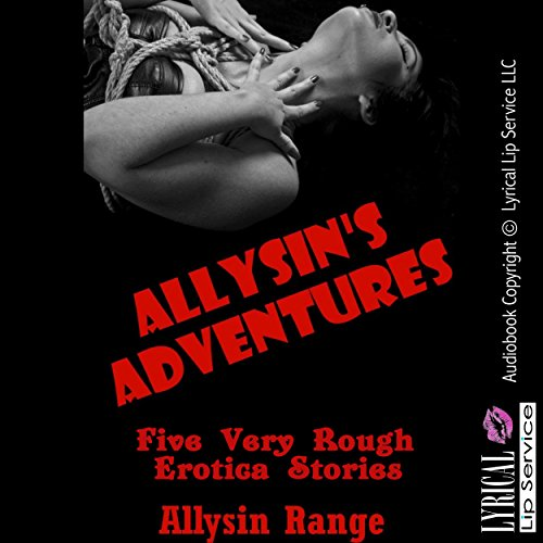 Allysin's Adventures: Five Very Rough Erotica Stories audiobook cover art