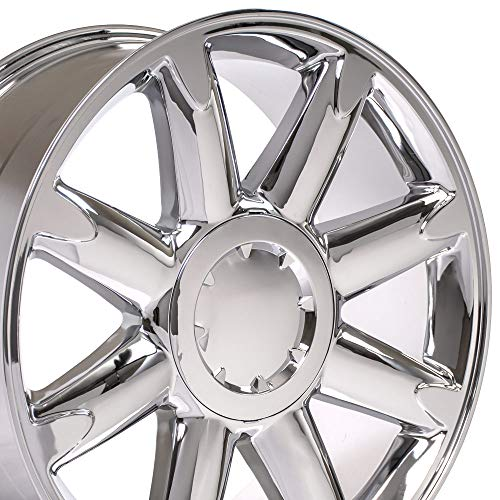 07 factory yukon denali wheels - 1