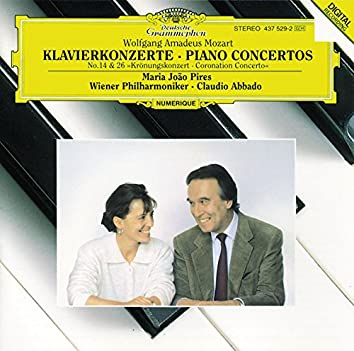 "Mozart: Piano Concertos Nos.14 & 26 ""Coronation"""
