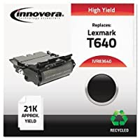 ivr83640–Innovera Remanufactured 64015ha t640トナー