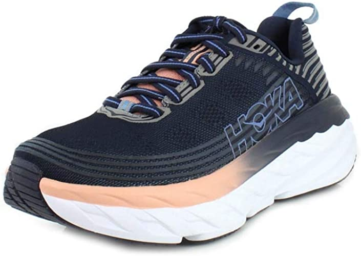 HOKA Bondi 6, Chaussures de Running pour Femme