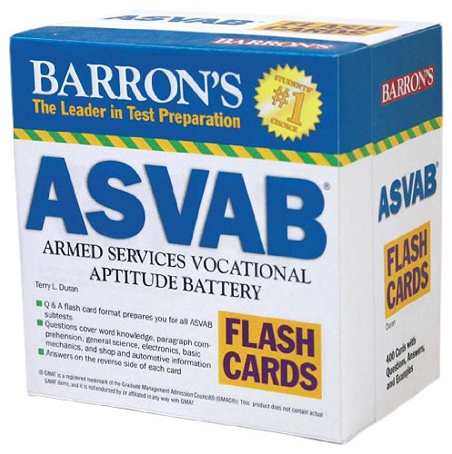 Top 10 barrons flash cards asvab for 2021