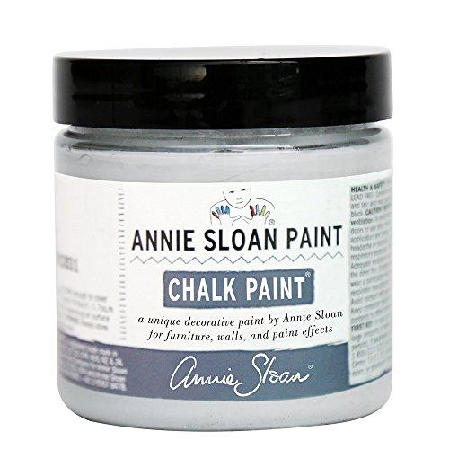 チョークペイントby Annie Sloanパリグレー Project Pot - 4oz グレイ 096945001035