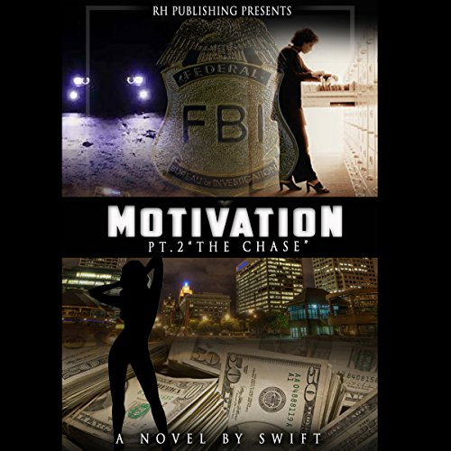 Motivation II: The Chase audiobook cover art