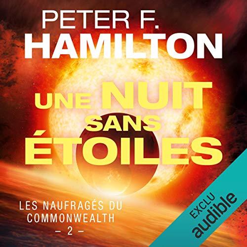 Une nuit sans étoiles audiobook cover art