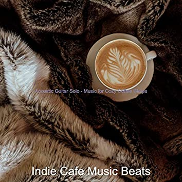 Acoustic Guitar Solo - Music for Cozy Coffee Shops