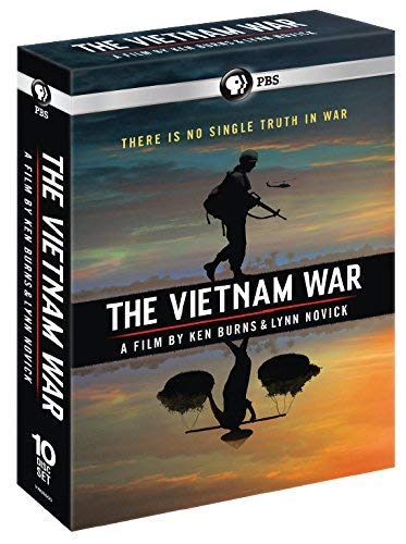 The Vietnam War: A Film by Ken Burns & Lynn Novick - The Complete 18hrs 10 DVD Boxset [UK Import]