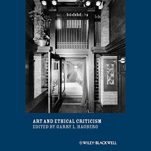Art and Ethical Criticism audiobook cover art
