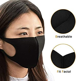 BeeShop(TM) DUST MASK RESPIRATOR ANTI POLLUTION PM2.5 AIR FACE MASKS WASHABLE AND RE JAQ
