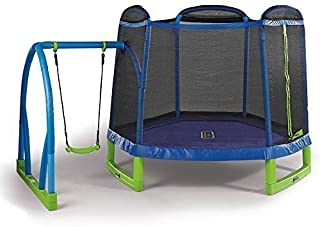 Best my 1st trampoline with swing Reviews