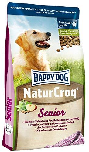 Happy Dog Naturcroq Croquette Aîné pour Chien Sénior 15 kg