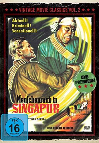 Menschenraub in Singapure - Vintage Movie Classics Volume 02 - Limitiert auf 1.000 Stück