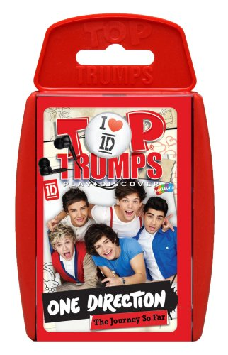 Winning Moves One Direction Top Trumps