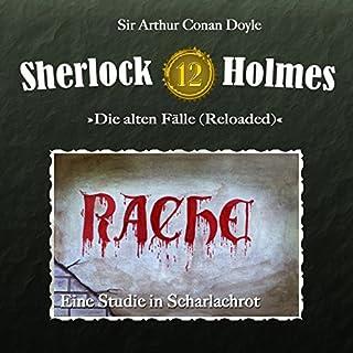 Eine Studie in Scharlachrot (Sherlock Holmes - Die alten Fälle 12 [Reloaded]) Titelbild