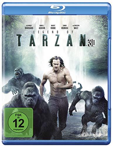 Legend of Tarzan [3D Blu-ray]